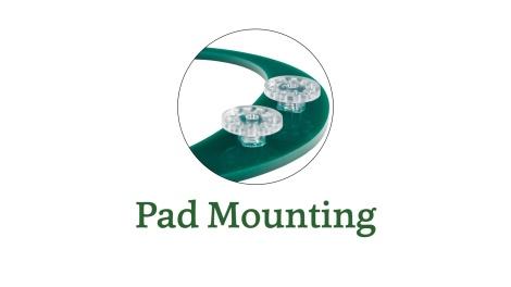 Pad Mount