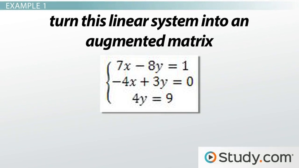 Solving linear equations homework help