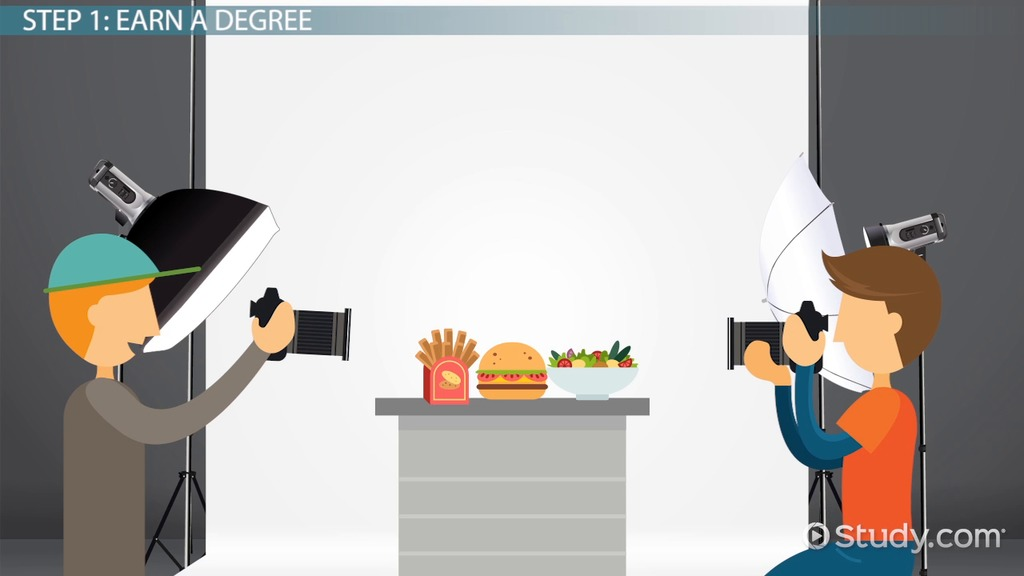 Food Photographer: Job Description And Career Roadmap