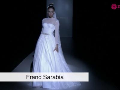 Свадебная фата. Дефиле свадебных платьев с фатой 2015 на Barcelona Bridal Week