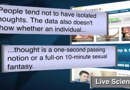 Men Think About Sex 19 Times a Day thumbnail