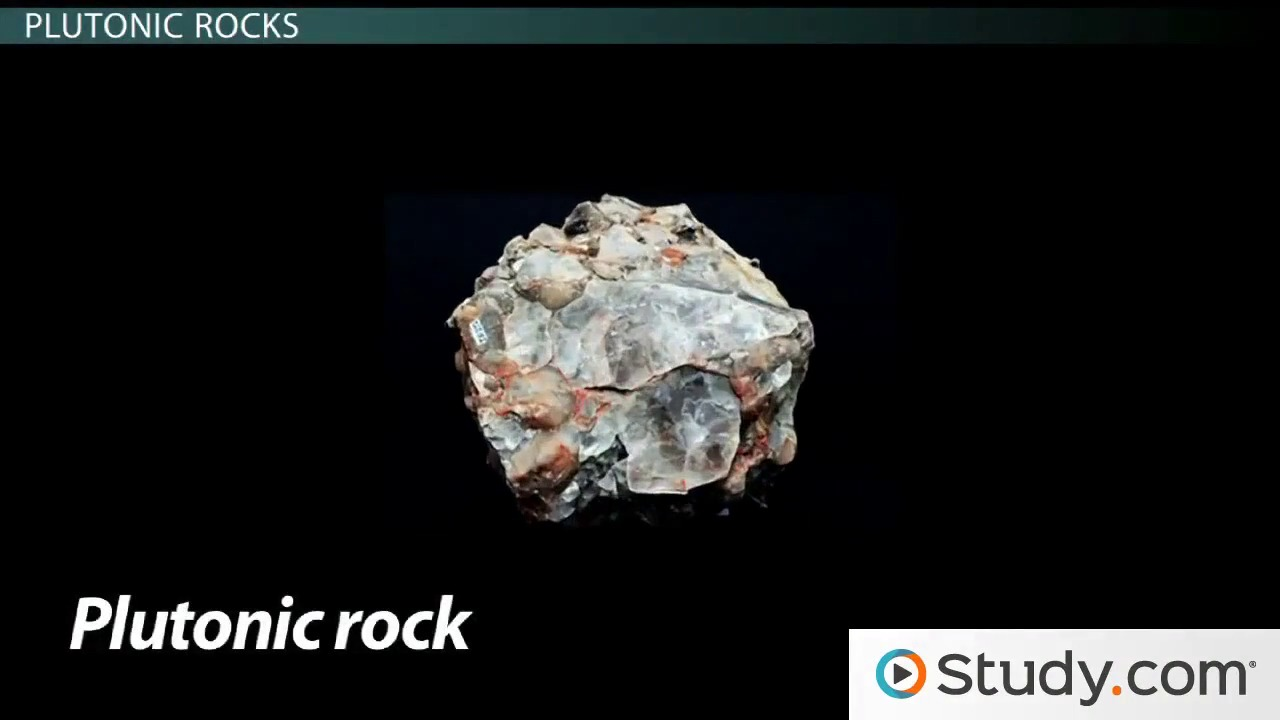Volcanic vs Plutonic Igneous Rocks: Definition and Differences ...