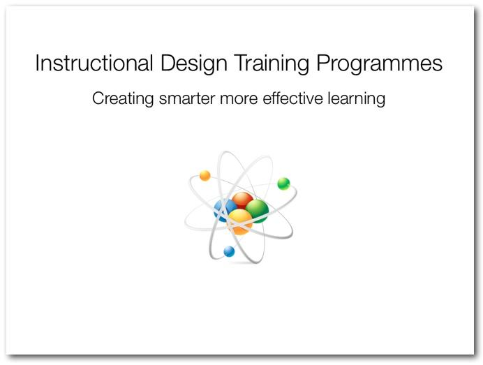 Instructional Design Programmes