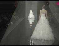 Barcelona Bridal Week: Die Brautmoden-Kollektion 2014 von Rosa Clará