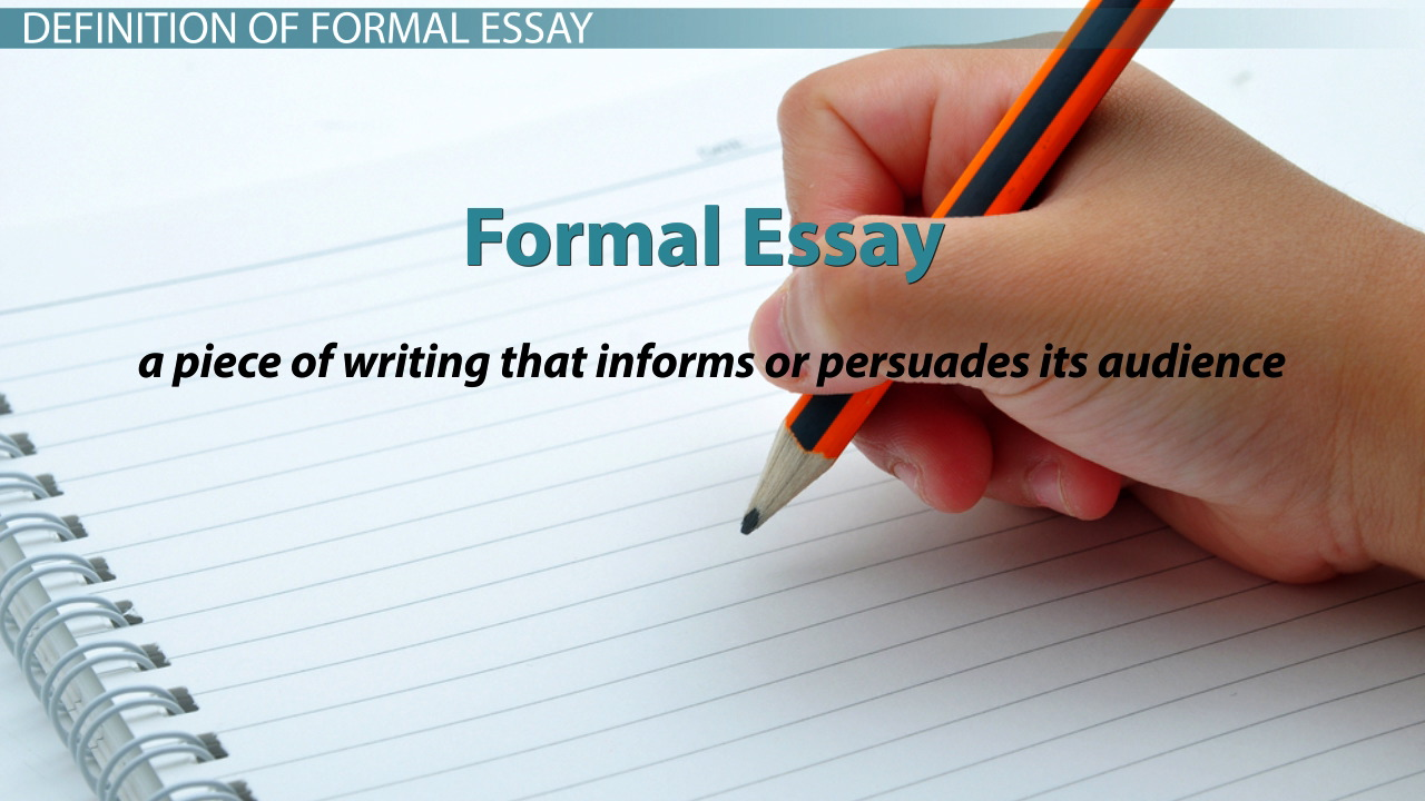 literary definition of formal essay Definition of formal essay - 28 images - exle essay definition, definition of formal essay formal essay fonts exle of a formal essay essay formal essay, how to write.