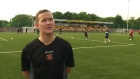Annan Athletic Pre Match 1 August 2013