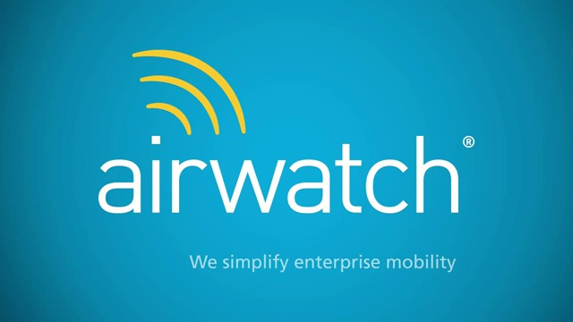 AirWatch Solution Overview