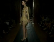 Fashion Runway Valentino Fall 2012