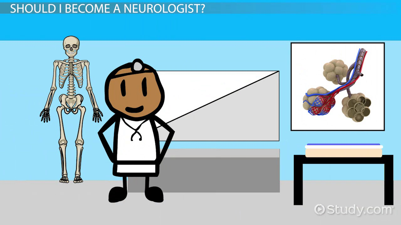College to become a neurologist?