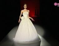 Pasarela vestidos de novia Hannibal Laguna 2013