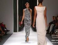 Vestidos de fiesta de Jenny Packham 2013 en Mercedes Benz Fashion Week