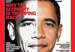 Time Cover - Barack Obama thumbnail