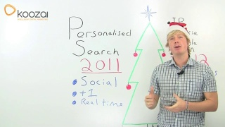 Personalised Search Trends for 2012