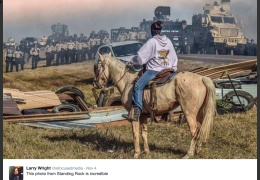 Standing Rock Viral Photo thumbnail