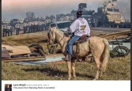 Standing Rock Viral Photo thumbnail