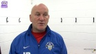 View from the dugout with Jim Duffy 14th Nov 2014