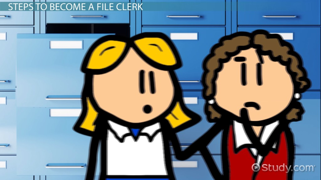 legal file clerk job description for resume