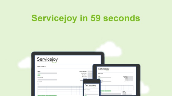 Invoice Software And Invoice Template Servicejoy - Invoice software multiple companies