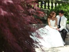 David Tutera voor Mon Cheri Spring 2013 Collection [Video]