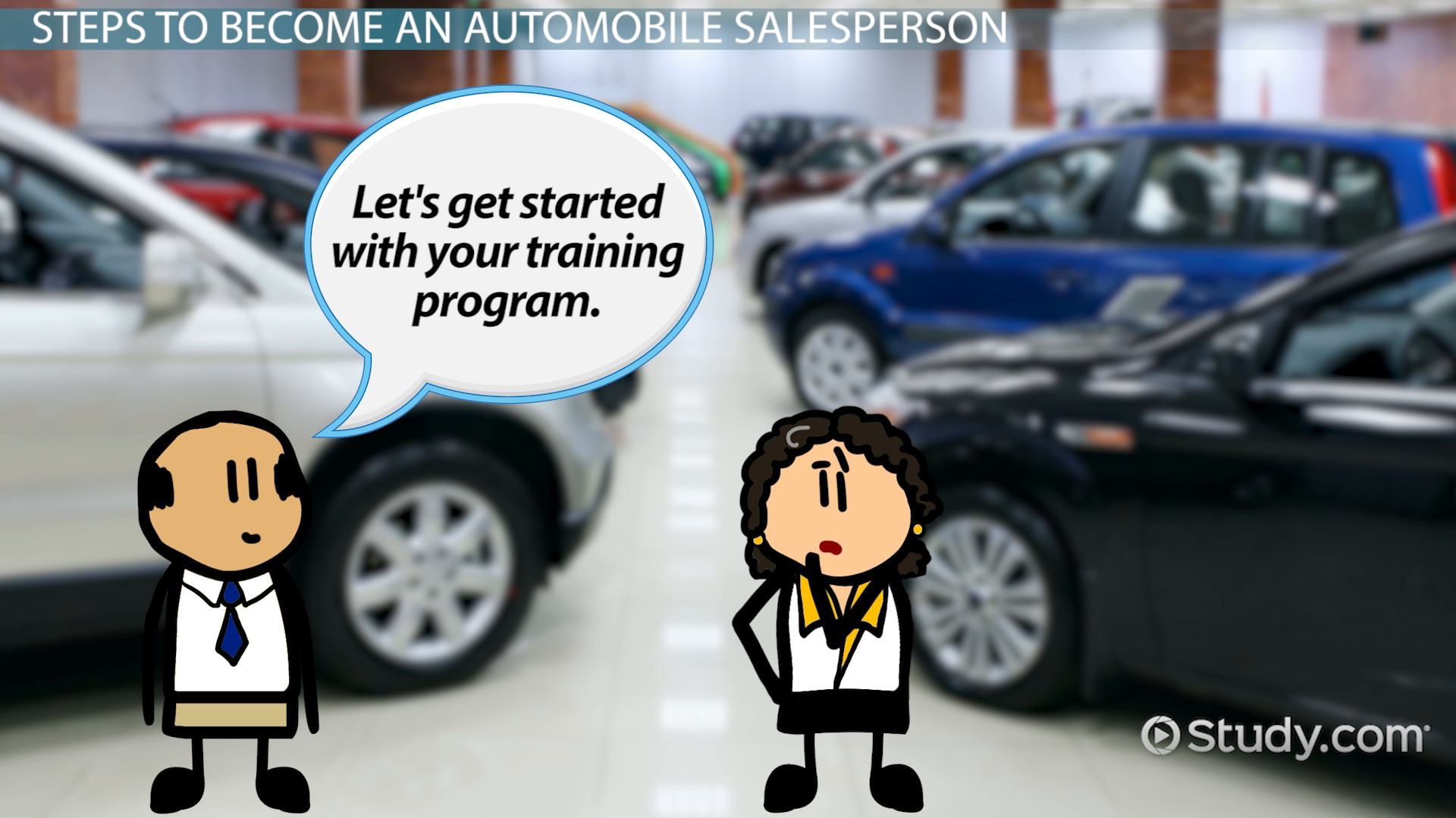 how to become an automobile sman career roadmap