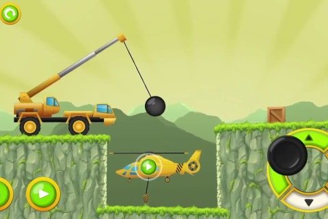 Construction Crew. Exciting puzzle game.