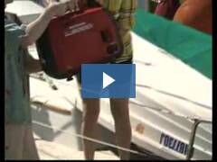 honda portable generators video