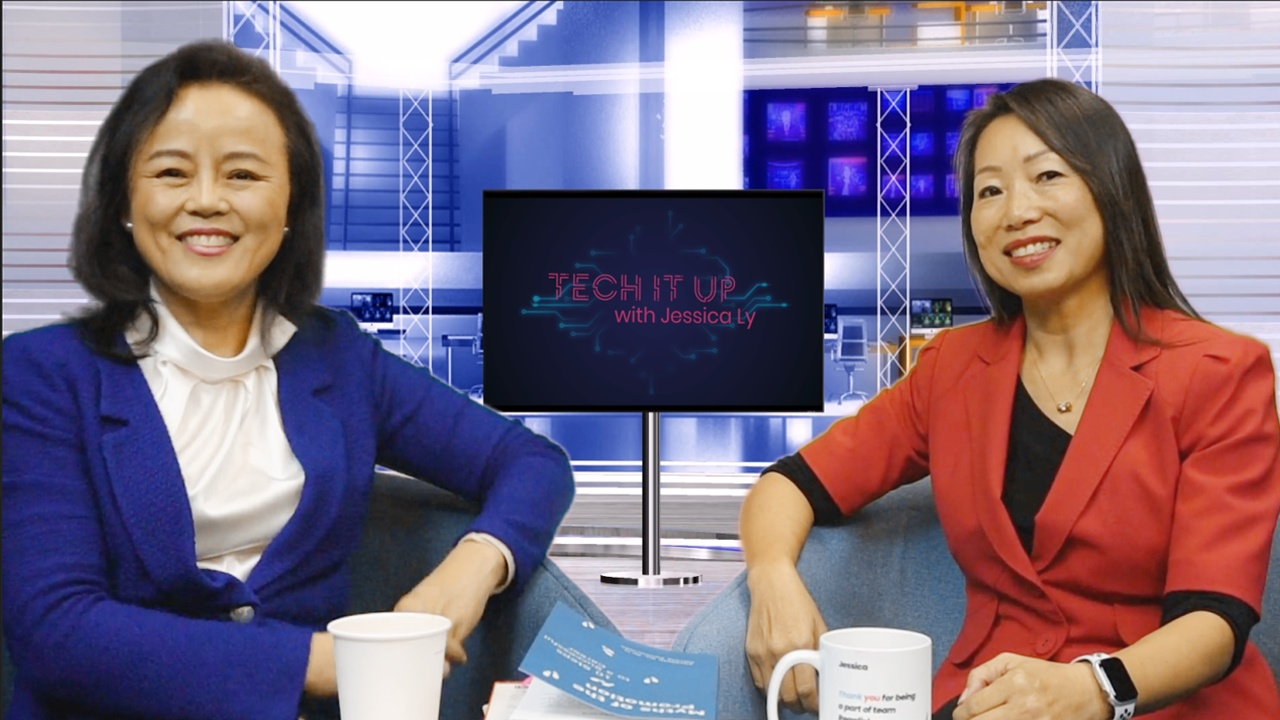 Tech It Up with Jessica Ly