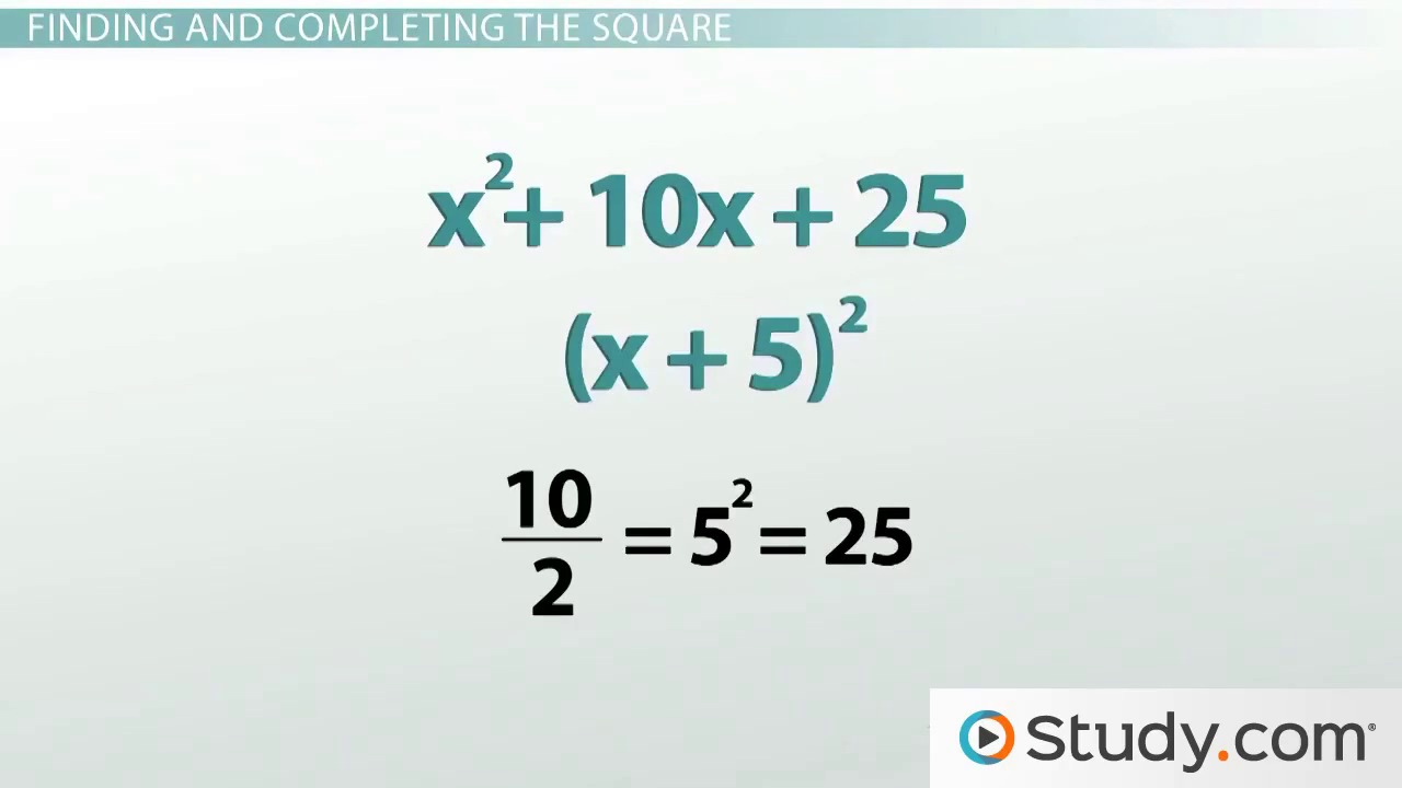 How Toplete The Square