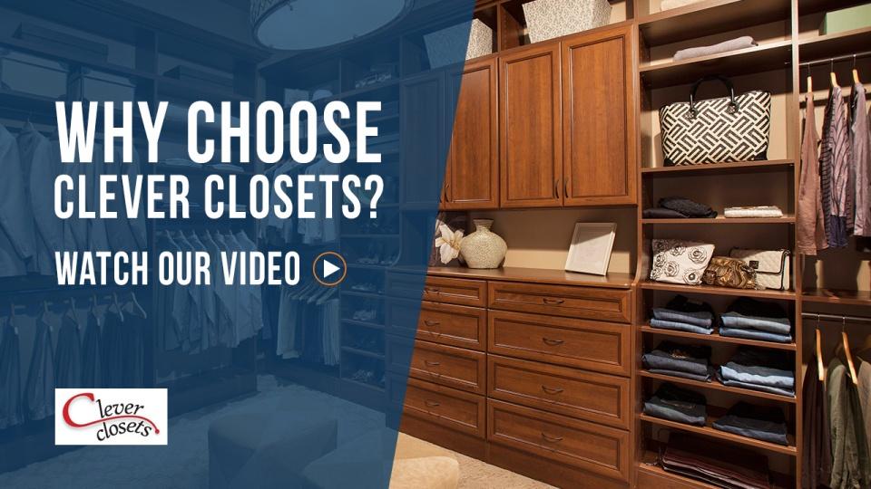 video thumbnail - Custom Closet Organizers