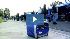 yamaha portable generators video