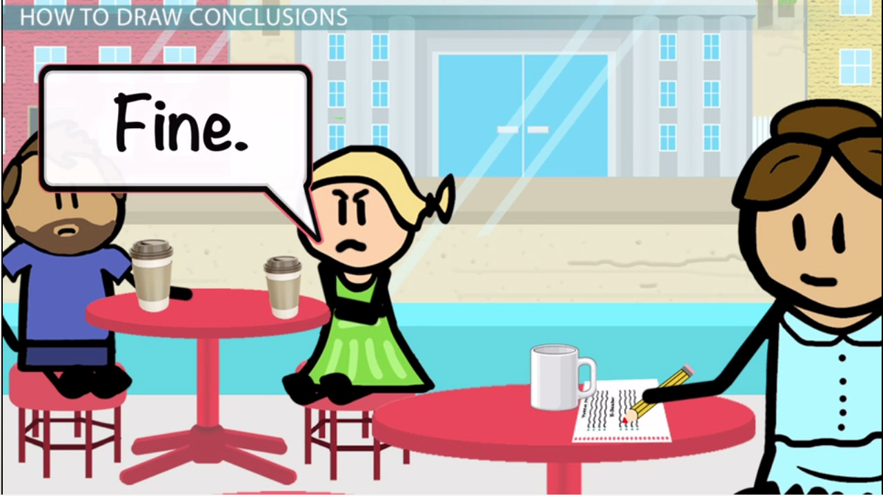 Drawing Conclusions from a Reading Selection - Video & Lesson ...