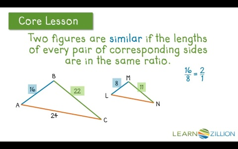 how to solve scale factor problems