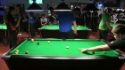 Mixed success at International Pool Tournament