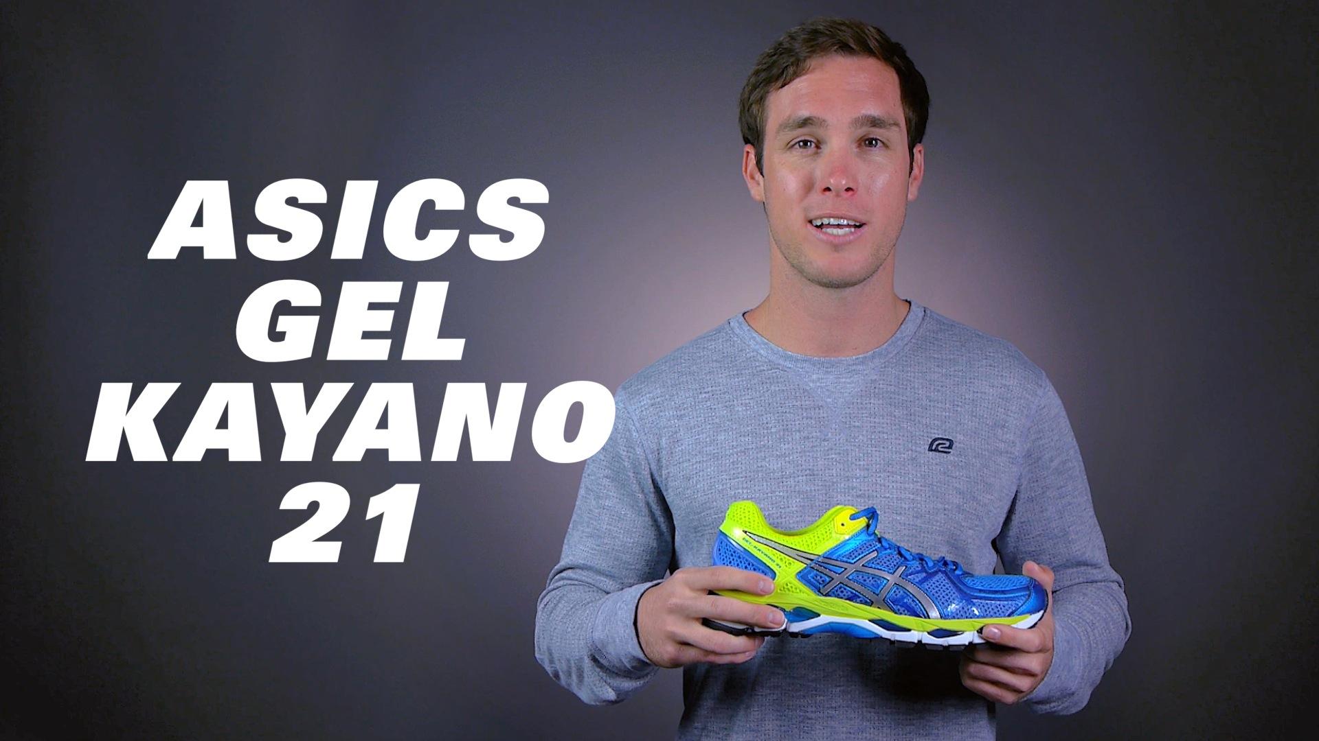 asics gel kayano 21 runner's world
