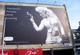 Sony Playstation - White is Coming Billboard thumbnail