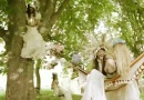 Vestidos de novia vintage de Yolan Cris