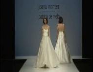 Desfile vestidos de noiva Joana Montez e Patrícia de Melo 2013 na Barcelona Bridal Week