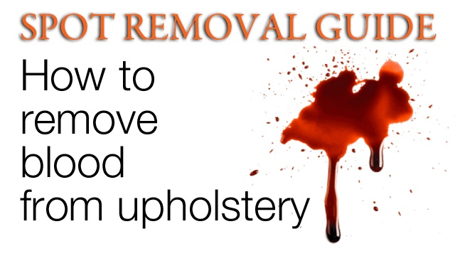 Removing blood stains chances are at some point in your for Best way to remove stains from concrete