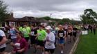 Helensburgh 10K Start Line