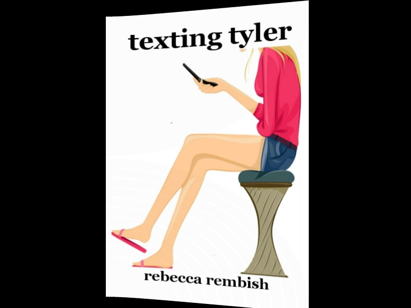 texting tyler Book Trailer