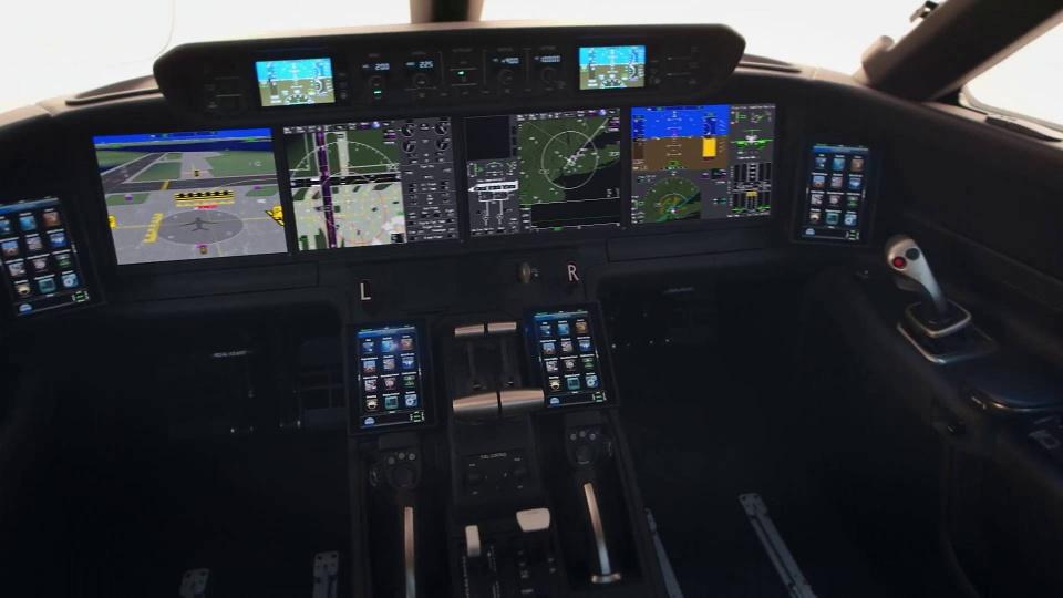 3e9bb21b5982f Gulfstream Aerospace - Technology - Symmetry Flight Deck