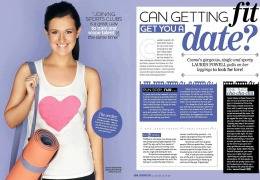 Cosmopolitan - Getting Fit thumbnail
