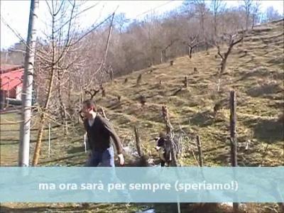 Italy: Francesca & Jonata
