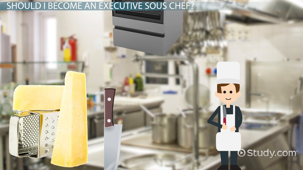 become an executive sous chef step by step career guide - Sous Chef Education Requirements