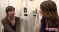 Hablamos con Yolanda Pérez, de 'YolanCris', sobre su colección de novia 2013 en Gaudí Novias
