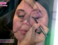 Maquillaje de ojos para la boda
