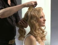 Tutorial de LOreal: peinado vintage para novia