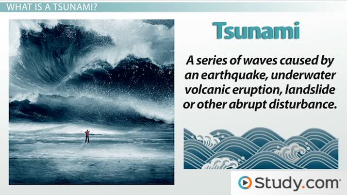 effects of tsunami