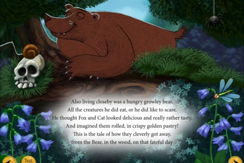 Fox Stew is a story with animation and narration.