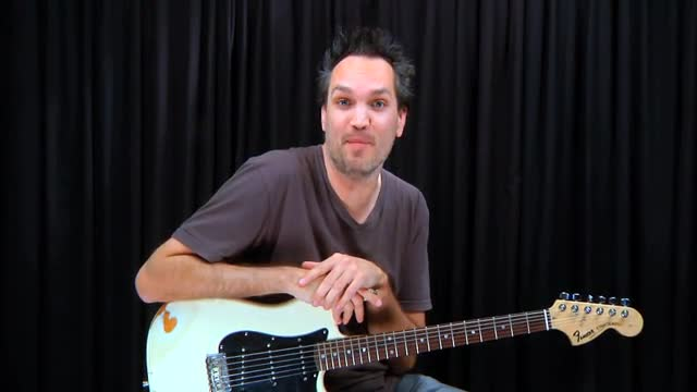 Guitar Lessons: Amarillo By Morning